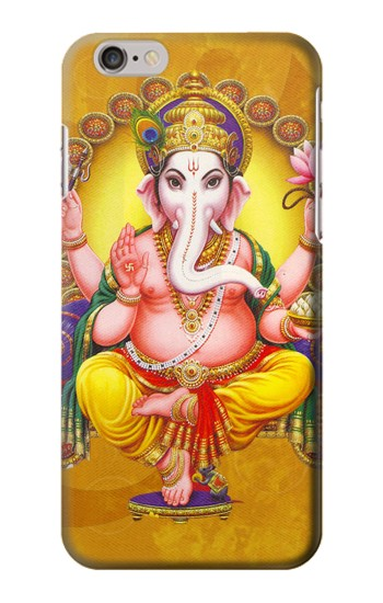 Printed Lord Ganesh Hindu God Iphone 6 plus Case