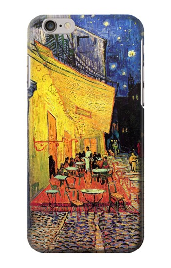 Printed Van Gogh Cafe Terrace Iphone 6 plus Case