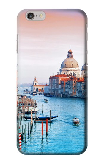 Printed Beauty of Venice Italy Iphone 6 plus Case