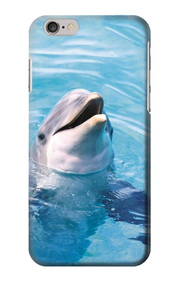 Printed Dolphin Iphone 6 plus Case