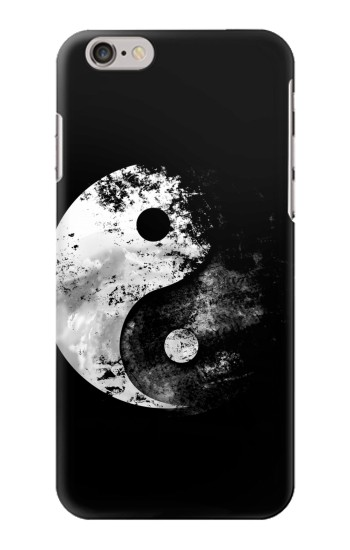 Printed Moon Yin-Yang Iphone 6 plus Case