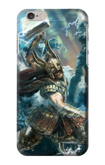 Printed Thor Viking God Iphone 6 plus Case