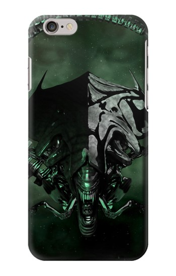 Printed Alien Queen Iphone 6 plus Case