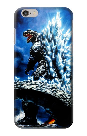 Printed Godzilla Giant Monster Iphone 6 plus Case