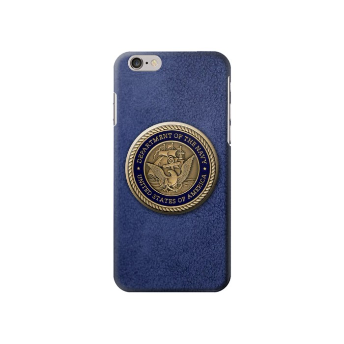 Printed US Navy Iphone 6 plus Case