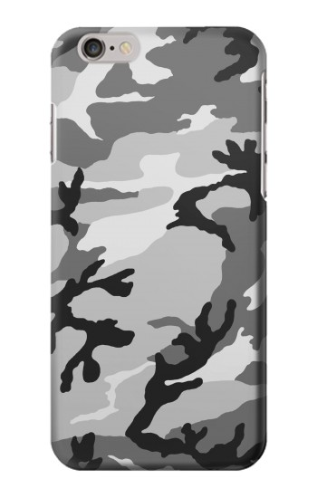Printed Snow Camo Camouflage Graphic Printed Iphone 6 plus Case