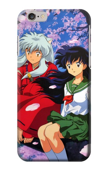 Printed Inuyasha Kagome Iphone 6 plus Case