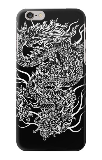 Printed Dragon Tattoo Iphone 6 plus Case