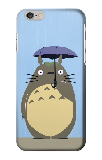 Printed My Neighbor Totoro Rain Iphone 6 plus Case