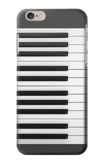 Printed One Octave Piano Iphone 6 plus Case
