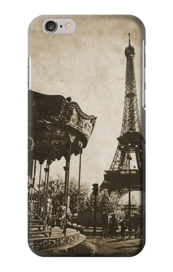 Printed Eiffel Tower Vintage Paris Iphone 6 plus Case