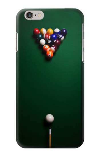 Printed Billiard Pool Iphone 6 plus Case