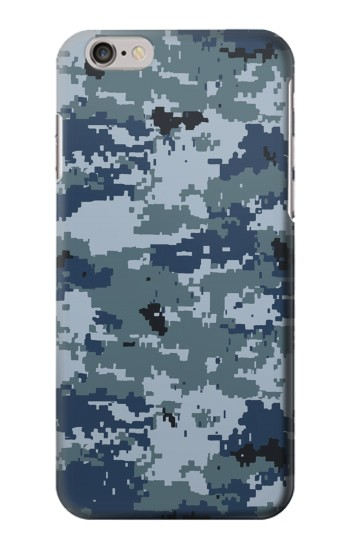 Printed Navy Camo Camouflage Graphic Iphone 6 plus Case