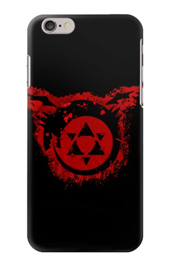 Printed Full Metal Alchemist Uroboros Tattoo Iphone 6 plus Case