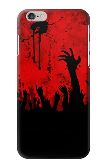 Printed Zombie Hands Iphone 6 plus Case