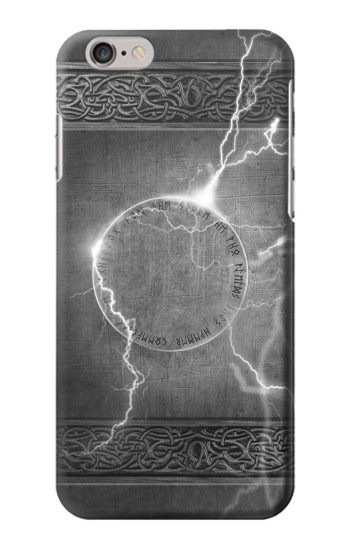 Printed Thor Thunder Strike Hammer Iphone 6 plus Case