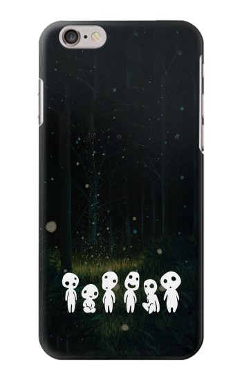 Printed Forest Spirit Princess Mononoke Iphone 6 plus Case