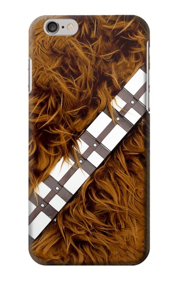 Printed Chewbacca Iphone 6 plus Case