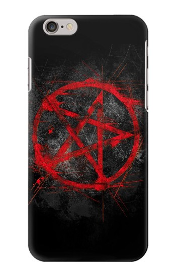 Printed Pentagram Iphone 6 plus Case