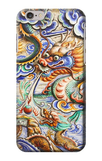 Printed Traditional Chinese Dragon Art Iphone 6 plus Case
