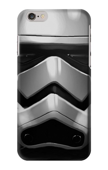 Printed Storm Troopers Helmet Iphone 6 plus Case