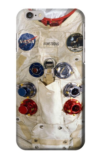 Printed Neil Armstrong White Astronaut Spacesuit Iphone 6 plus Case