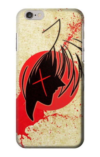 Printed Rurouni Kenshin Himura Samurai X Blood Iphone 6 plus Case