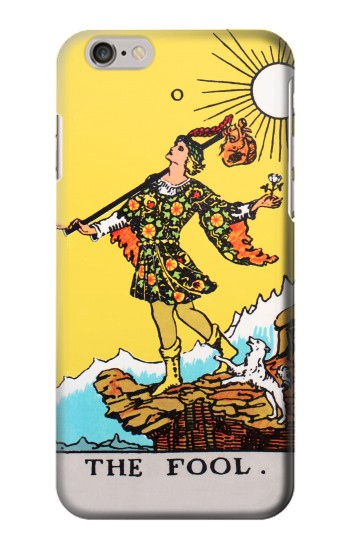 Printed Tarot Card The Fool Iphone 6 plus Case