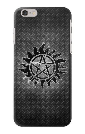 Printed Supernatural Antidemonpos Symbol Iphone 6 plus Case