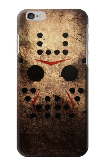 Printed Jason Hockey Mask Iphone 6 plus Case