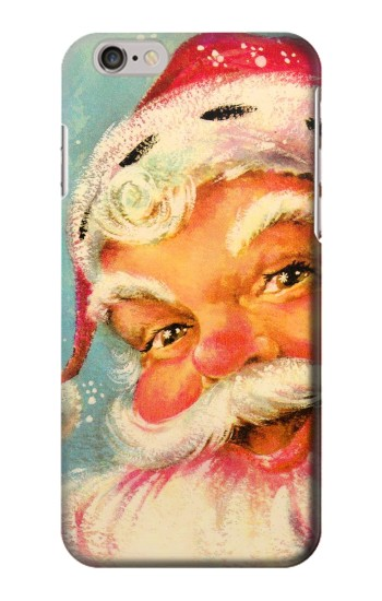 Printed Christmas Vintage Santa Iphone 6 plus Case