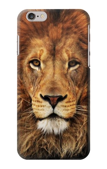Printed Lion King of Beasts Iphone 6 plus Case