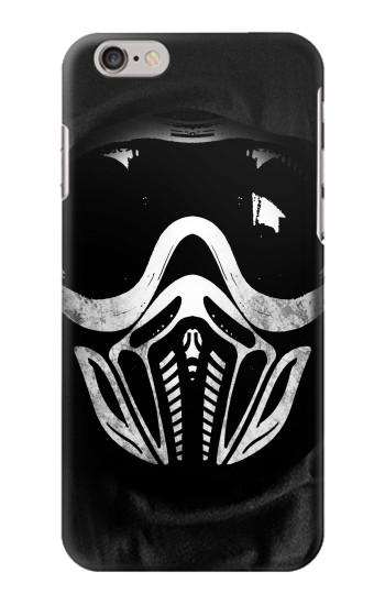 Printed Paintball Mask Iphone 6 plus Case