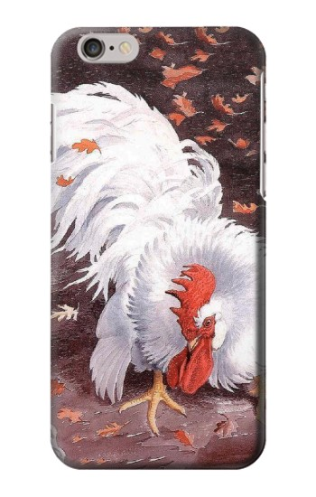 Printed Leghorn Cockerel Rooster Iphone 6 plus Case