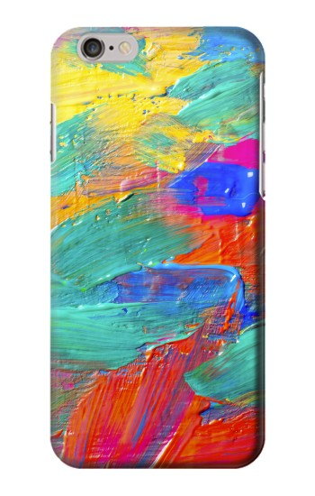 Printed Brush Stroke Painting Iphone 6 plus Case