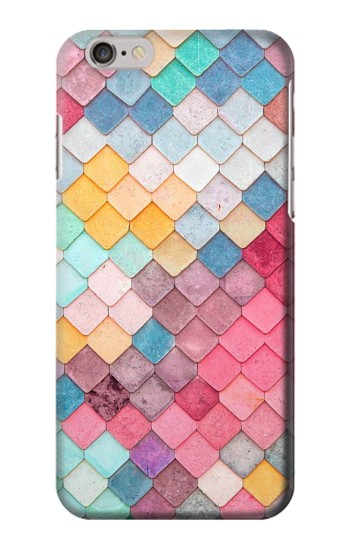 Printed Candy Minimal Pastel Colors Iphone 6 plus Case