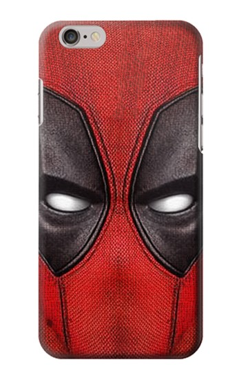 Printed Deadpool Mask Iphone 6 plus Case