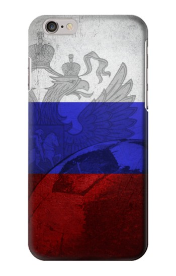 Printed Russia Football Flag Iphone 6 plus Case