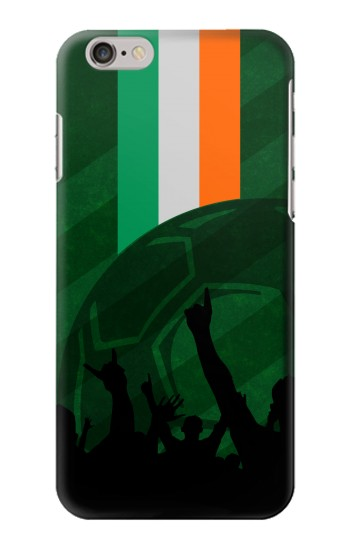 Printed Ireland Football Flag Iphone 6 plus Case