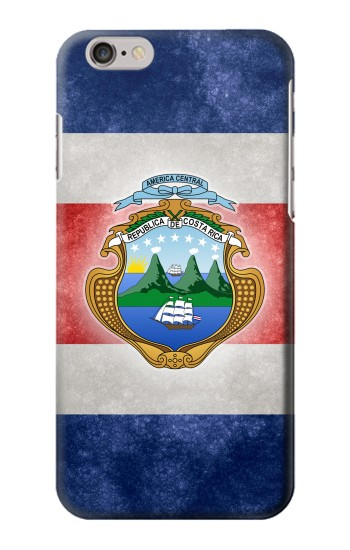 Printed Costa Rica Flag Iphone 6 plus Case