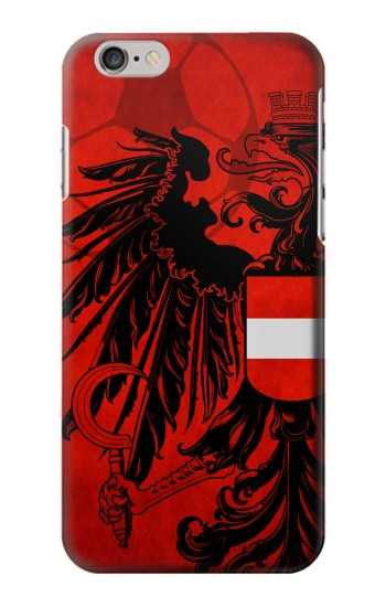 Printed Austria Football Flag Iphone 6 plus Case