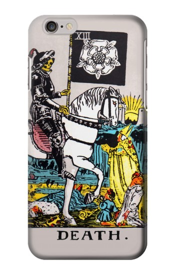 Printed Tarot Card Death Iphone 6 plus Case