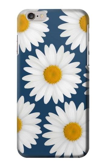 Printed Daisy Blue Iphone 6 plus Case