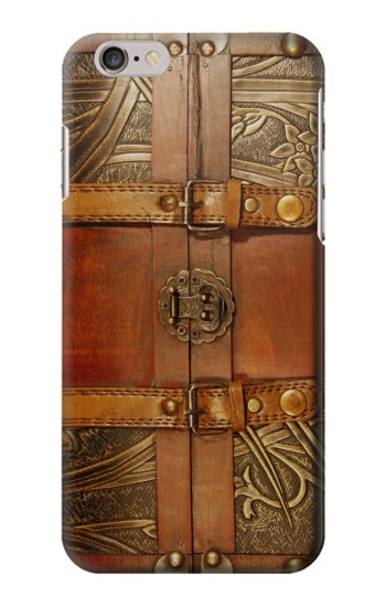 Printed Treasure Chest Iphone 6 plus Case
