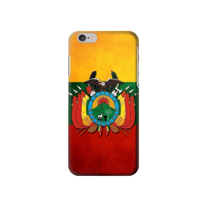 Printed Bolivia Flag Iphone 6 plus Case