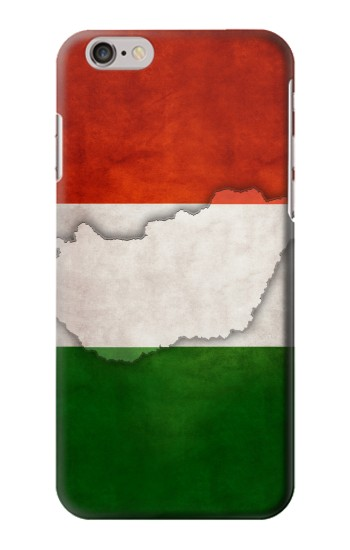 Printed Hungary Flag Iphone 6 plus Case