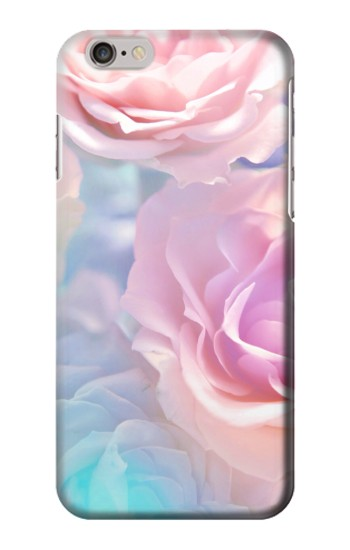 Printed Vintage Pastel Flowers Iphone 6 plus Case