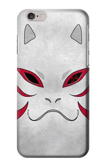 Printed Naruto Kakashi Hatake Anbu Mask Iphone 6 plus Case