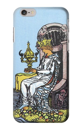Printed Tarot Card Queen of Cups Iphone 6 plus Case