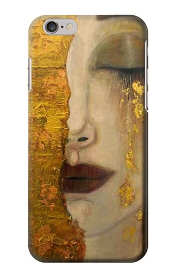 Printed Gustav Klimt Golden Tears Iphone 6 plus Case